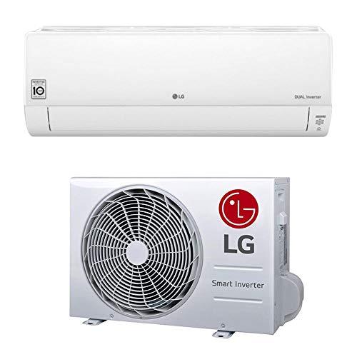 Condizionatore climatizzatore monosplit lg standard win inverter 12000 btu r32 s12er