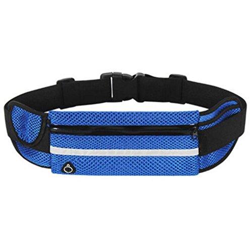 OOFWY Bum taschen Fanny Pack, Sport Taille Pack, Laufband, Outdoor Sport Taille Tasche, für Sport Männer und Frauen, geeignet für Reisen, Jagen, Klettern C