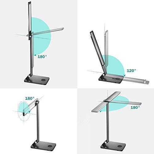 Zoom IMG-2 moko lampada tavolo scrivania ufficio