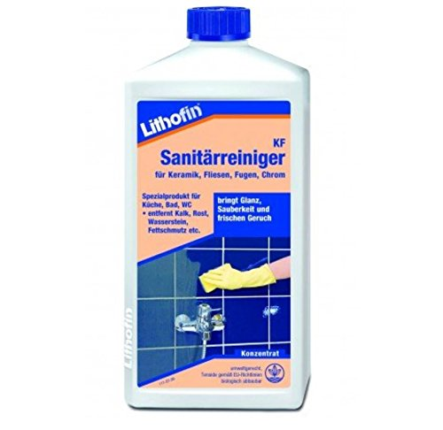 Lithofin KF Sanitärreiniger 1 Liter