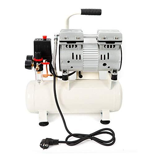 Compresor aire 50L Presión Máx. 8 Bar Capacidad