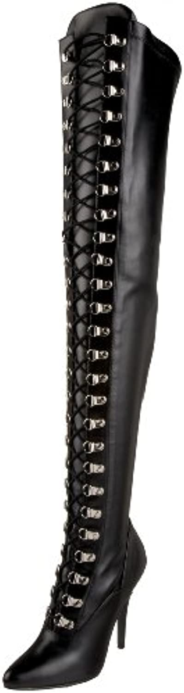 Pleaser SEDUCE-3024 Damen Langschaft Stiefel  2018 Letztes Modell  Mode Schuhe Billig Online-Verkauf