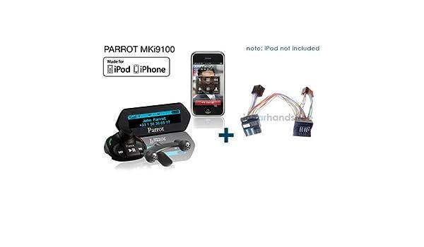 Parrot PI020106AA Microfono con fili colore nero