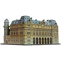 Comparador de precios Keranova keranova3011: 220escala Clever papel histórico Edificios Gare Saint Lazare 3d Puzzle - precios baratos