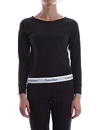 Calvin Klein Jeans STRIPE CORE LOGO HOODIE - Jersey con capucha - black