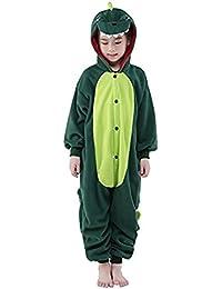 ABYED Kigurumi Pijamas Unisexo Adulto Cosplay Traje Disfraz Adulto Animal Pyjamas Ropa de Dormir Halloween y