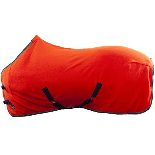 HKM Abschwitzdecke orange 125cm