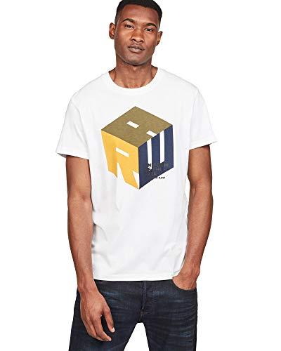 Ärmelloses Graphic T-shirt (G-STAR RAW Herren Graphic 6 T-Shirt)