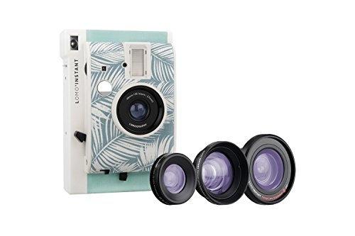 Galleria fotografica Lomography Lomo'Instant Camera + 3 Lenti - Fotocamera istantanea