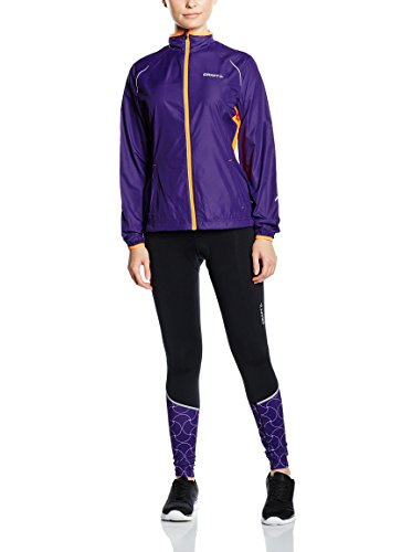 Craft Prime Women's Laufjacke Violett