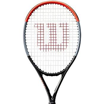 Wilson Raqueta de tenis, Clash 26, Para niños de más de 11 años ...