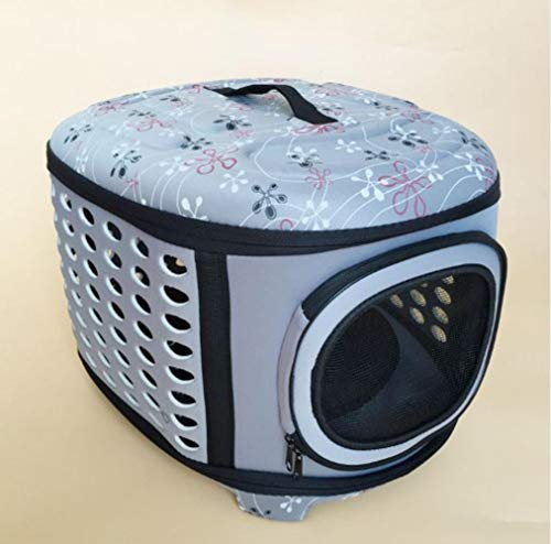 MumuXiDy Reise Haustier Hund Katze Träger Handtasche Welpe Katze tragen Outdoor-Taschen für kleine Hunde Umhängetasche Weiche Haustiere Hundehütte WLYANG -