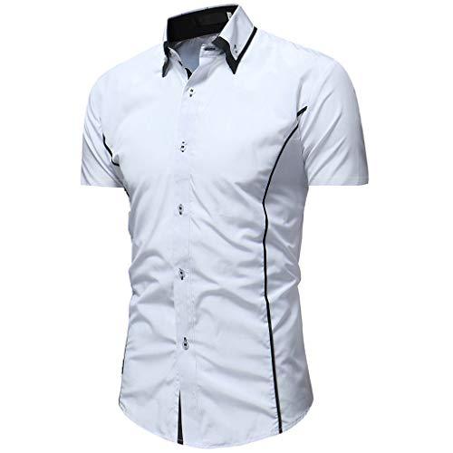 DDUPNMONE Herren Sommer Ärmelloses T-Shirt Normales Oberteile Tops Junge Basis Stil Julywe Herrenweste Einfäbige Weste Männer Sportliches Unterhemd Men's Sleeveless Blouse