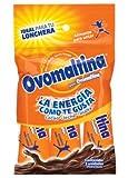 OVOMALTINA Chocolate en Tubito Alimento para Untar 3 Tubos de 35 gr c/u