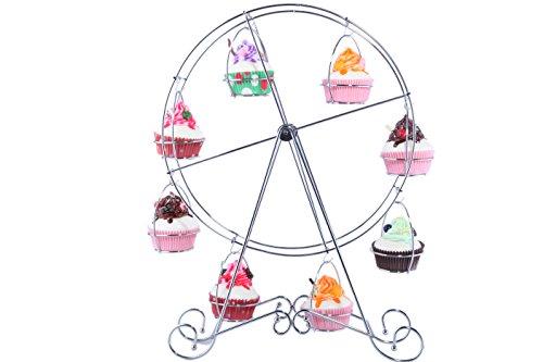 Grande roue Cupcake Dessert support de...