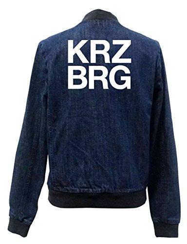 Kreuzberg Jeans Bomberjacke Certified Freak-S
