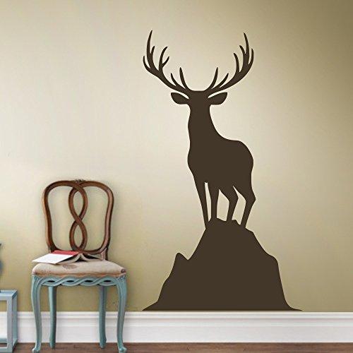 adhesivo-de-pared-buck-animal-adhesivo-de-pared-vinilo-adhesivo-de-pared-ciervo-wildlife-caza-decor-