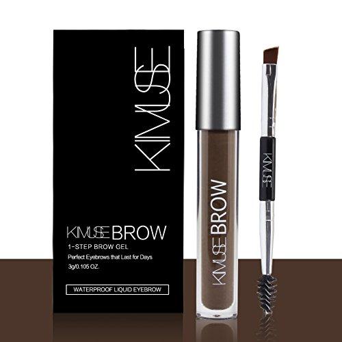 OYOTRIC 24 Hour Waterproof Eyebrow Tint not Fade Eyebrow Liquid Eyebrow Pencil Eyebrow Makeup Gel Cosmetic