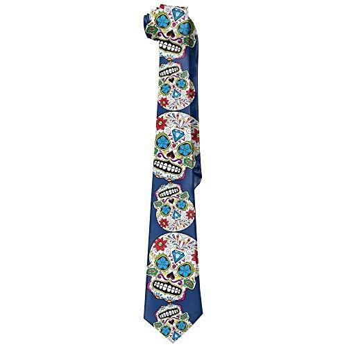 QIUJUAN High Quality Soft Texture,Krawatte Saint Patricks Day Design Irish Flag Mens Polyester Silk Wide Ties/Necktie/Necktie Ties Patrick Woven Tie