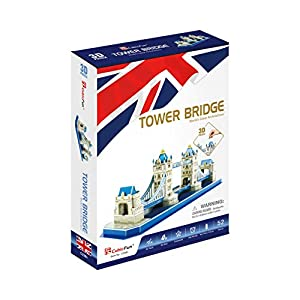 CubicFun Puzzle 3D Tower Bridge CPA Toy Group Trading S.L. C0238