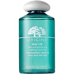 Origins Bien Off® Maquillage des Yeux Rapide Et en Douceur Décapant 150Ml - Paquet De 2