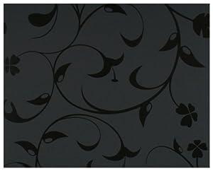 """Livingwalls 567123 Vliestapete Lars Contzen, Designertapete """"Jardin des Plantes"""", schwarz, metallic von Livingwalls bei TapetenShop"""