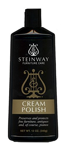 Steinway Poliermilch für Klavier Flügel 12 oz 340 gr.