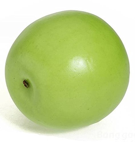 Artificial Apple Home Party Decorative Fake Green Apple