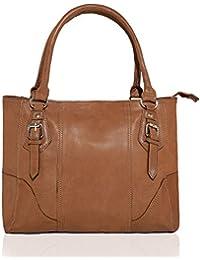 Kleio Women's Handbag(Bnb329Ly-Br,Brown)