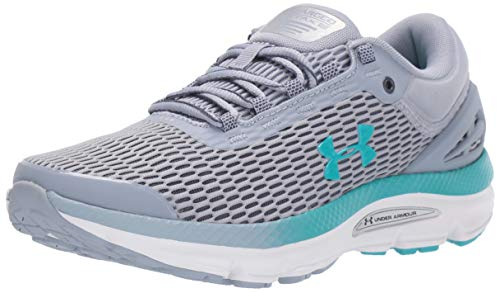 Under Armour Charged Intake 3, Scarpe Running Donna, Blu (Blue Heights 400), 43 EU