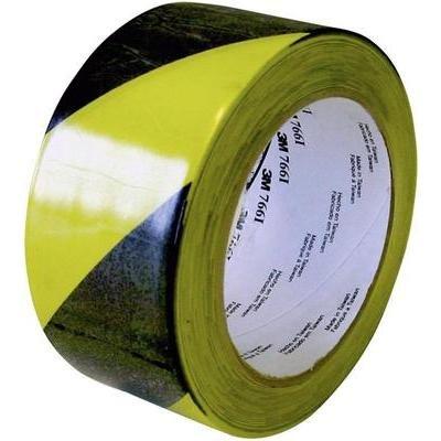 Preisvergleich Produktbild 3M PVC-Klebeband 764i Schwarz, Gelb (L x B) 33m x 50mm 70-0062-9983-1 1 Rolle(n)