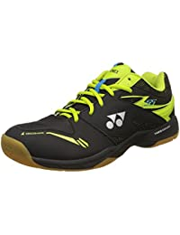 YONEX Power Cushion 55, Noir / Citron