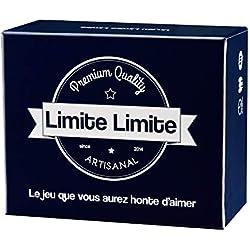 Limite Limite - Le Jeu Que Vous aurez honte d'aimer - Jeu Société Apéro pour Adulte - Humour Noir