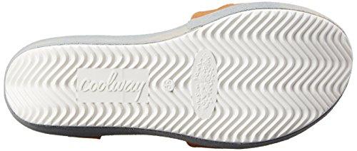 Coolway Gacela Leder Keilabsätze Sandale Cue