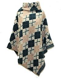 106c6051347e64 Suchergebnis auf Amazon.de für: cape rosa - Wolle: Bekleidung