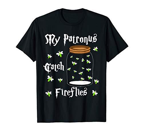 Kinder Kostüm Glühwürmchen - My Patronus Catch Fireflies Glühwürmchen Leuchtkäfer T-Shirt