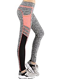 Munvot® 〖Heißer Winter〗 Tailored Damen Tummy Control Yoga Pants Sport Leggings Hohe Taille Fitnesshose Blickdichte Leggings Training Tights Sporthose Strumpfhosen Strech Sweathose Shapewear