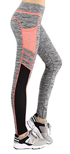 Munvot Tailored Geschenke Tummy Control Yoga Pants Sport Leggings Hohe Taille Fitnesshose Blickdichte Leggings Sporthose Strech Sweathose...