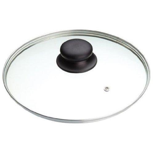 Master class kitchen craft coperchio per pentola, in vetro, 28 cm