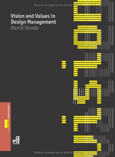 Vision and Values in Design Management