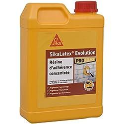 Sika 682Sikalatex Aditivo para cemento/mortero/yeso, 2L