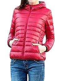 Suchergebnis auf für: Rote Daunenjacke: Bekleidung