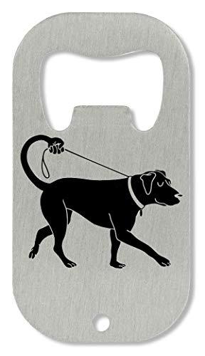 BakoIsland Selfish Dog Funny Illustration Flaschenöffner -