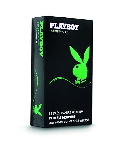 playboy-set-de-12-preservatifs-perle-nervure