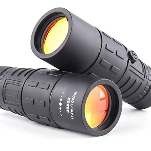 HONGSHENG Télescope Monoculaire Extérieur 20X52 De Haute Qualité Et Bon Prix pour Téléphone