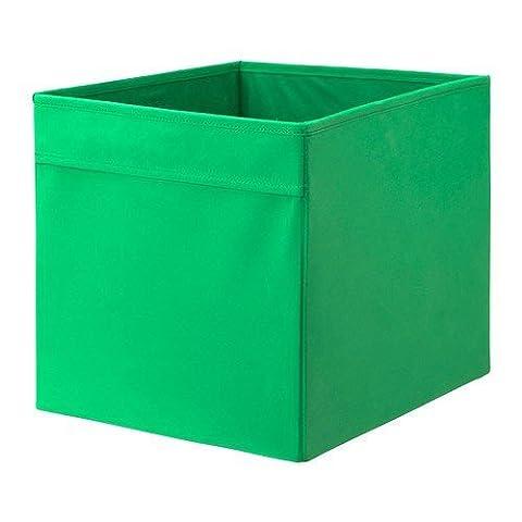 IKEA DRÖNA Box für EXPEDIT Regal; in grün (33cm x 38cm x 33cm)
