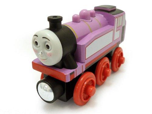 Mattel Fisher-Price Y4398 - Thomas & Friends Holzeisenbahn Rosie