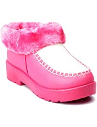 Willywinkies Girls Boots - Pink Color - 1305