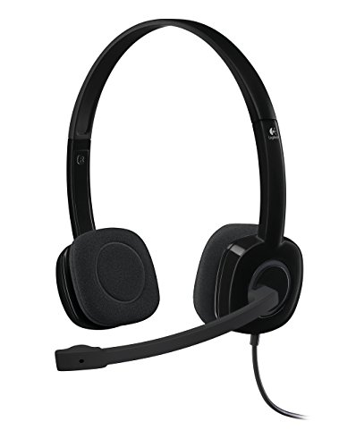 Logitech H151 On-ear Black