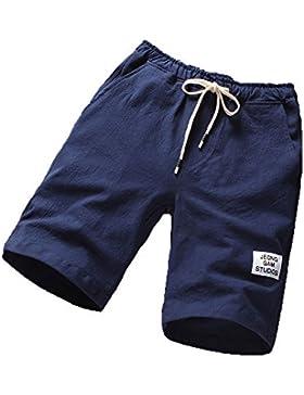Gusspower Bañador de Natación Boxer para Hombre, Hombre Bañador Traje de Baño Pantalones Cortos Playa Piscina,...